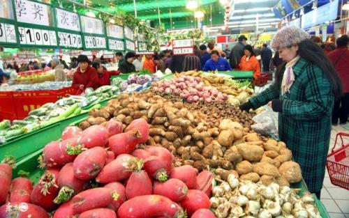 """上半年农产品市场总体平稳 猪肉价格大体呈""""V""""形走势"""